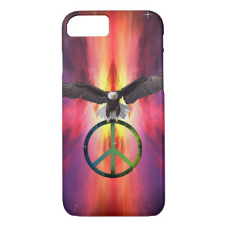 Freedom of peace iPhone 7 case
