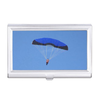 Freedom of the Skies Business Card Holder