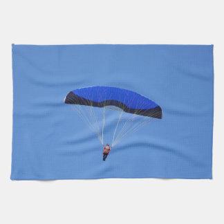 Freedom of the Skies Tea Towel