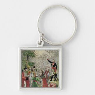 Freedom of Worship Key Chains