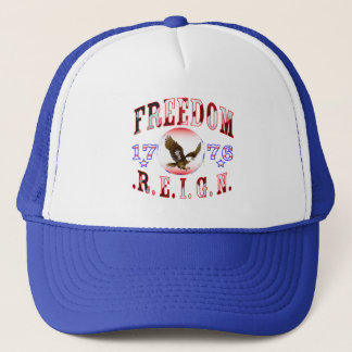 Freedom Reign (Alternate) Trucker Hat