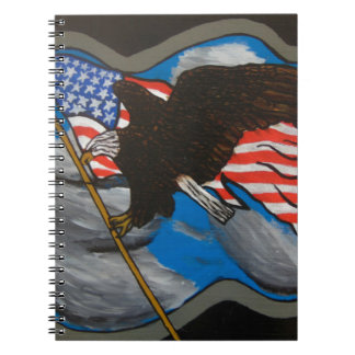 Freedom Spiral Note Books
