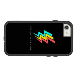Freedom style Case-Mate tough extreme iPhone 8/7 case