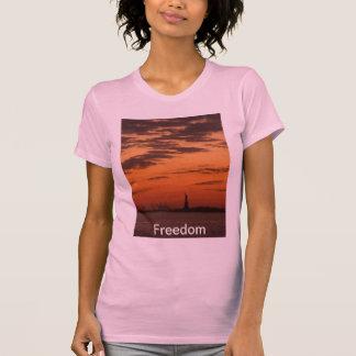 Freedom T-shirt by CricketDiane