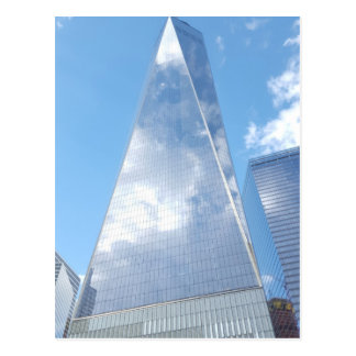 Freedom Tower New York Postcard