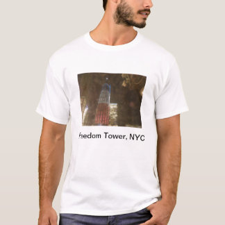Freedom Tower, NYC T-Shirt