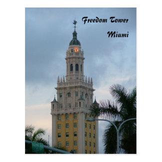 Freedom Tower Postcard