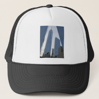 Freedom Tower World Trade Centre New York Photo 99 Trucker Hat