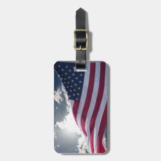 Freedom Travel Bag Tags