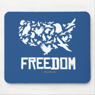 Freedom - United States of Freedom Mouse Pad