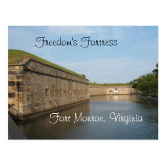 Freedom's Fortress Postcard