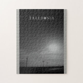 Freedonia Puzzle - Open Road
