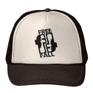 """FreeFall """"ff logo"""" Hat"""