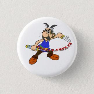 freefrexit 3 cm round badge