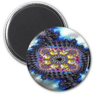 Freehand Stancher Fractal 2 Magnet