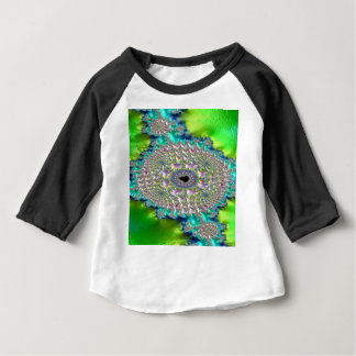Freehand Stancher Fractal Baby T-Shirt
