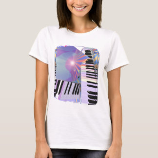 Freeing Keyboard Music T-Shirt