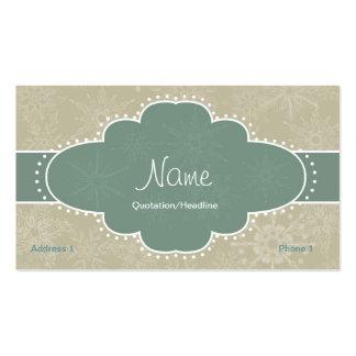 Freelance Business Card