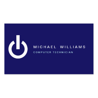FREELANCE COMPUTER SCIENCE TECHNICIAN REPAIRS BUSINESS CARD TEMPLATES