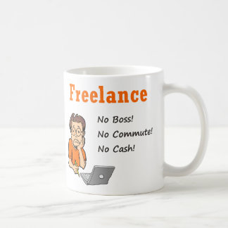 freelance-des coffee mug