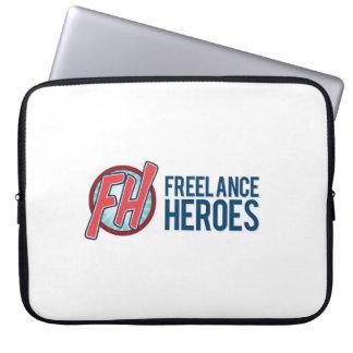 Freelance Heroes Laptop Sleeve