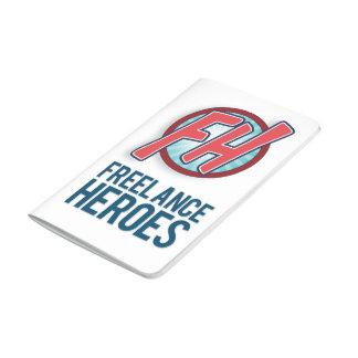 Freelance Heroes Notebook