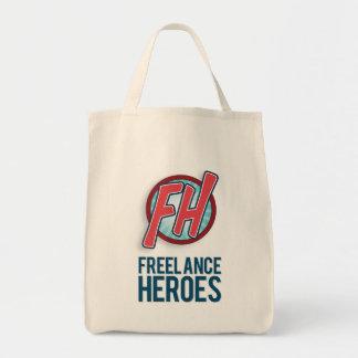 Freelance Heroes Tote Bag