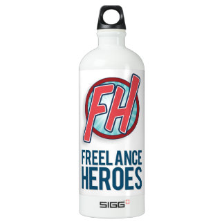 Freelance Heroes Travel Bottle 1L