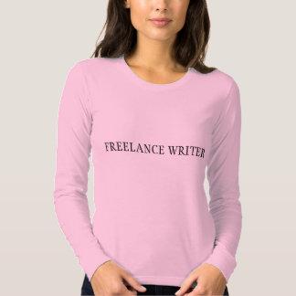 FREELANCE WRITER SHIRTS