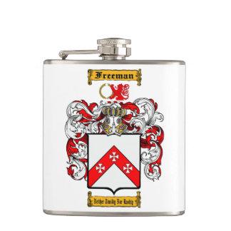 Freeman (Irish) Hip Flask