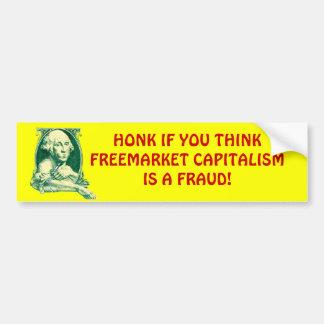 Freemarket - Bumper Sticker