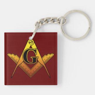 Freemason2 Key Ring