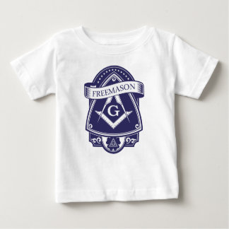 Freemason Illuninati All-seeing Eye Baby T-Shirt