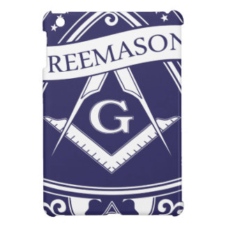 Freemason Illuninati All-seeing Eye iPad Mini Cover