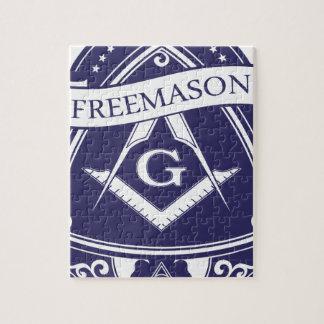 Freemason Illuninati All-seeing Eye Jigsaw Puzzle