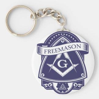 Freemason Illuninati All-seeing Eye Key Ring