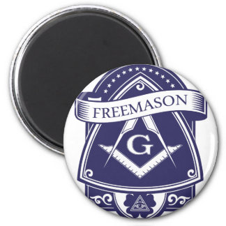 Freemason Illuninati All-seeing Eye Magnet