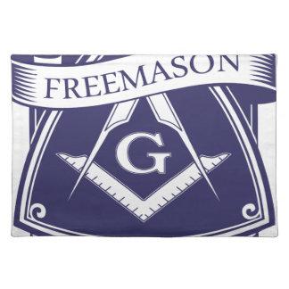 Freemason Illuninati All-seeing Eye Placemat