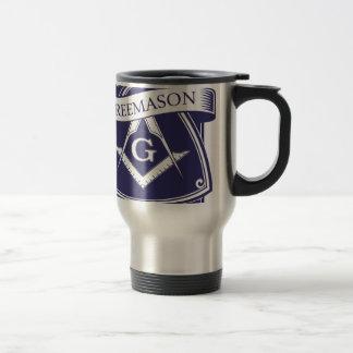 Freemason Illuninati All-seeing Eye Travel Mug