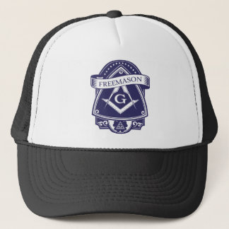 Freemason Illuninati All-seeing Eye Trucker Hat