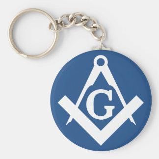 Freemason Key Ring