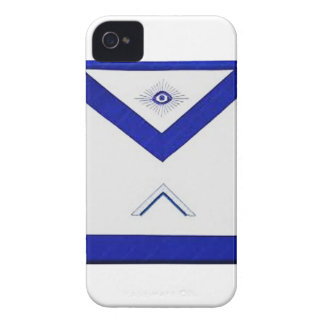 Freemason Master's Apron iPhone 4 Cover