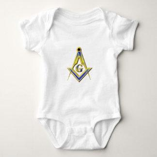 Freemason Square & Compasses Baby Bodysuit