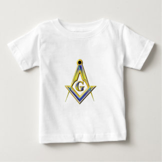 Freemason Square & Compasses Baby T-Shirt