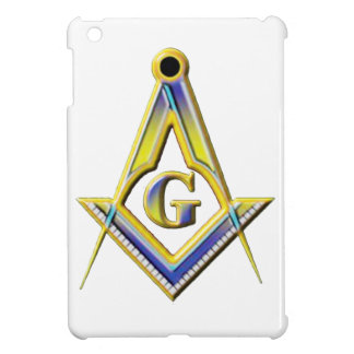 Freemason Square & Compasses iPad Mini Cover