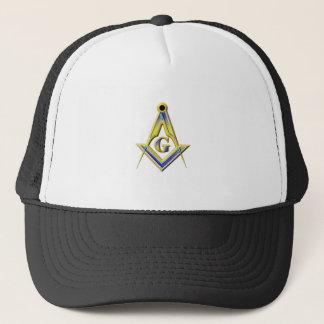 Freemason Square & Compasses Trucker Hat