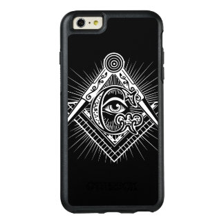 Freemason Symbol OtterBox iPhone Case