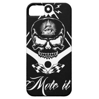 Freemason-Widows-Sons-Masonic-Hotrod-Logo-20160407 Barely There iPhone 5 Case