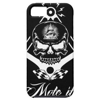 Freemason-Widows-Sons-Masonic-Hotrod-Logo-20160407 iPhone 5 Cover
