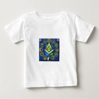 Freemasonry All Religions Baby T-Shirt